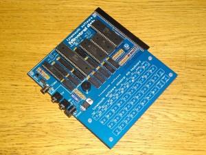 Minstrel 4th - A Jupiter Ace Compatible Computer