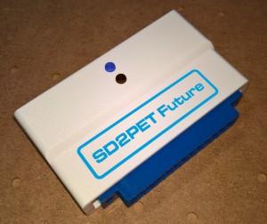 SD2PET Future - Mockup