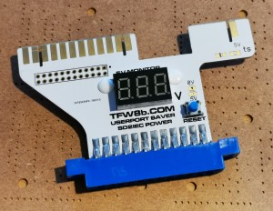 USERPORT Saver - SD2IEC Power Adaptor - With Voltage Monitor