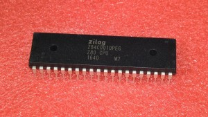 Zilog Z80 CPU 10MHz Sinclair ZX Spectrum etc