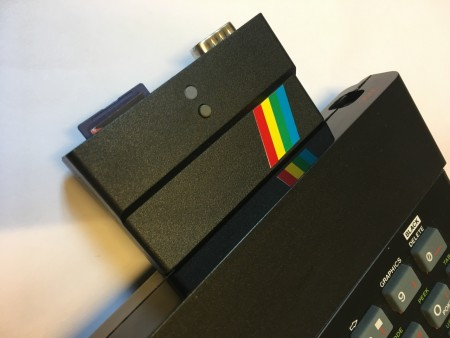 divMMC Future - Sinclair ZX Spectrum
