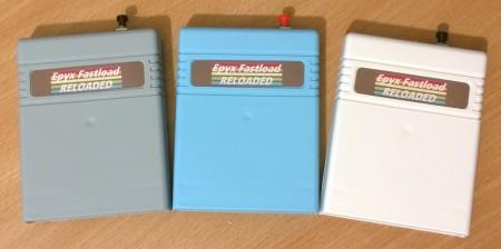 Epyx Fastload RELOADED - Disk & SD2IEC Turbo loader Cartridge C64