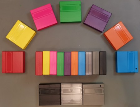 Commodore C64 Stumpy Cartridge Case