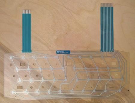 Sinclair ZX Spectrum 16/48k Keyboard Membrane