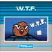 WTF - C64 Cartridge