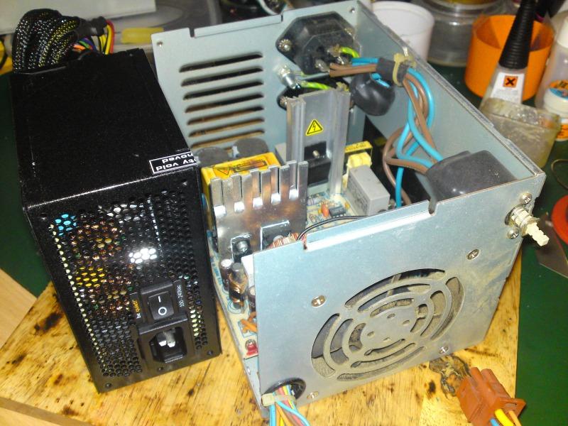 Amiga 4000 PSU upgrade