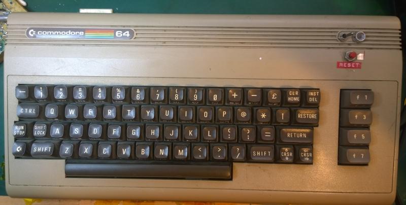 Commodore 64 Repair - 4