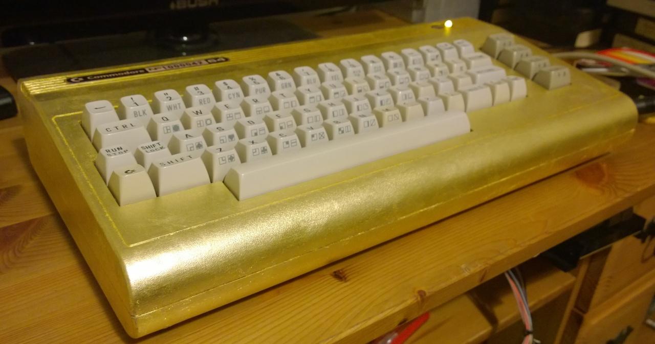 Golden C64