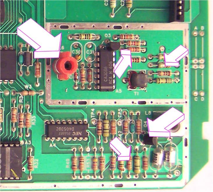 Atari 2600jr NTSC Composite Mod