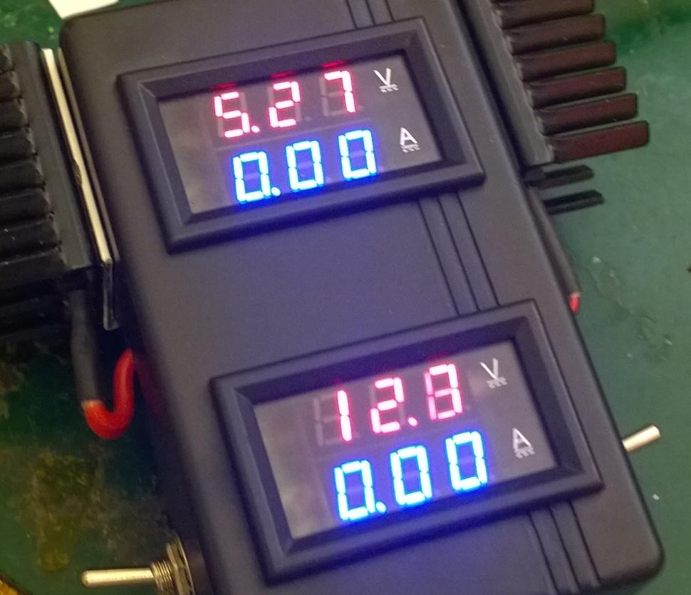 Commodore PSU Tester mk2