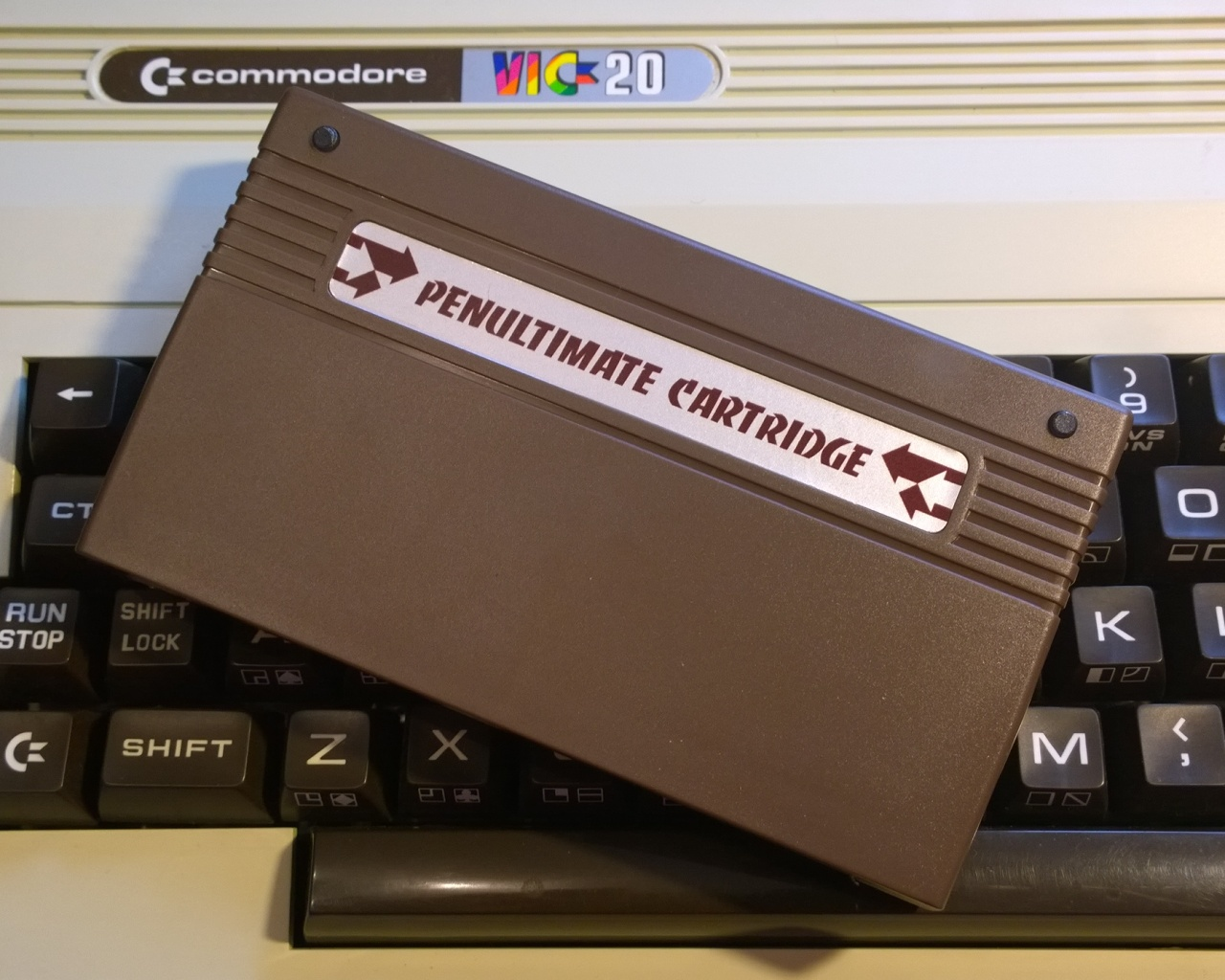 Penultimate Cartridge VIC20 Batch 2