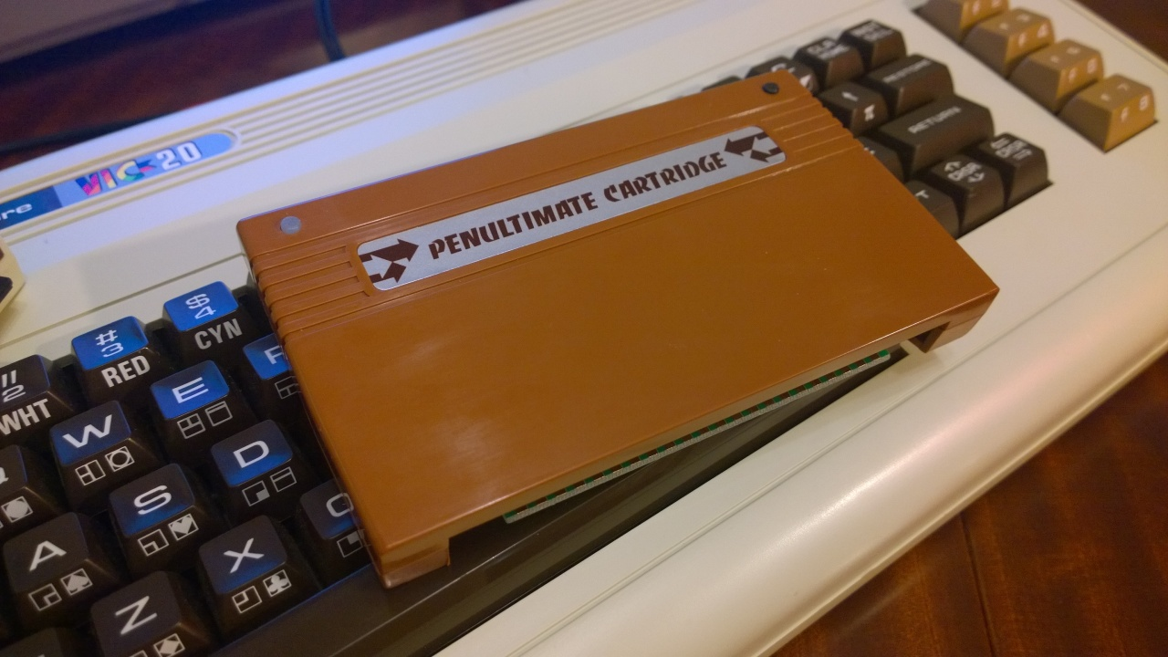 Penultimate Cartridge VIC20