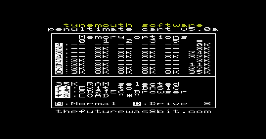 Penultimate Cartridge VIC20