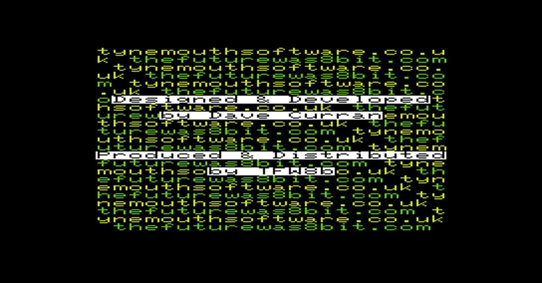 Penultimate Cartridge VIC20 Easter Egg