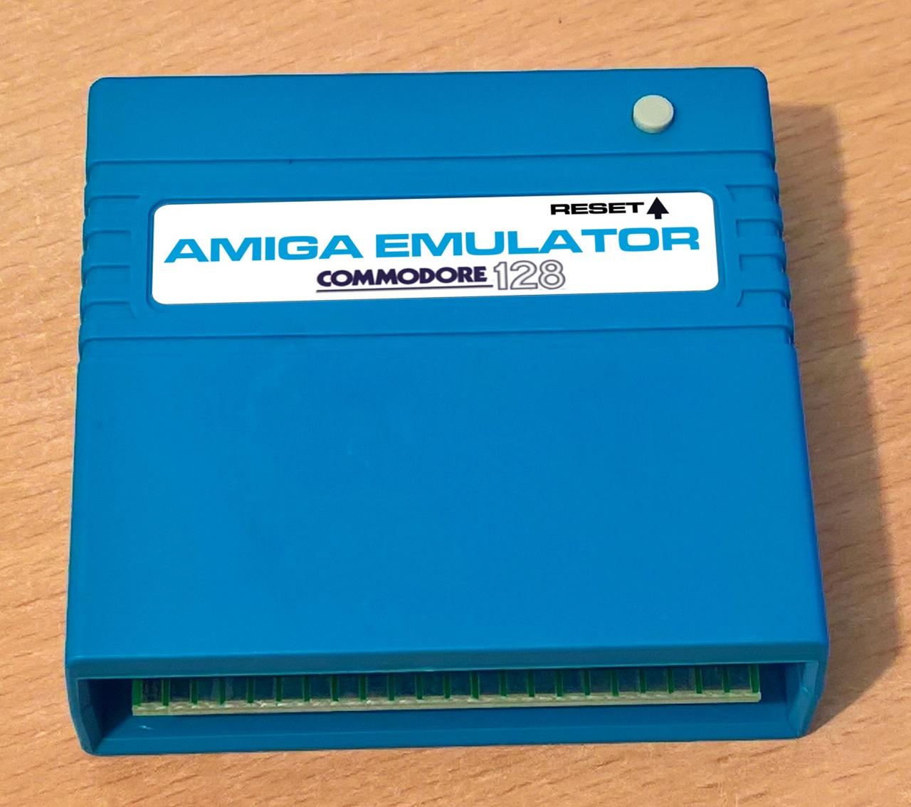 Stumpy Cartridge for the C64