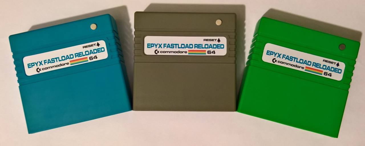 Stumpy Cartridge for the C64