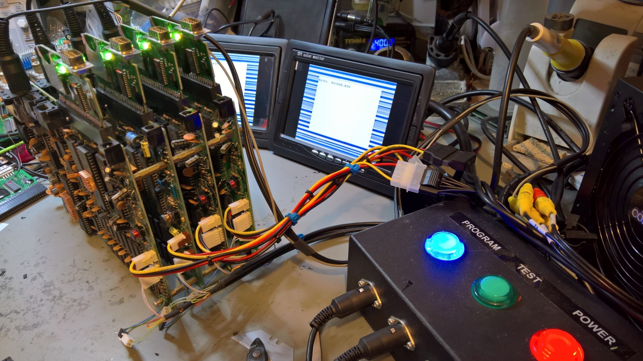 divMMC Future programmer/tester