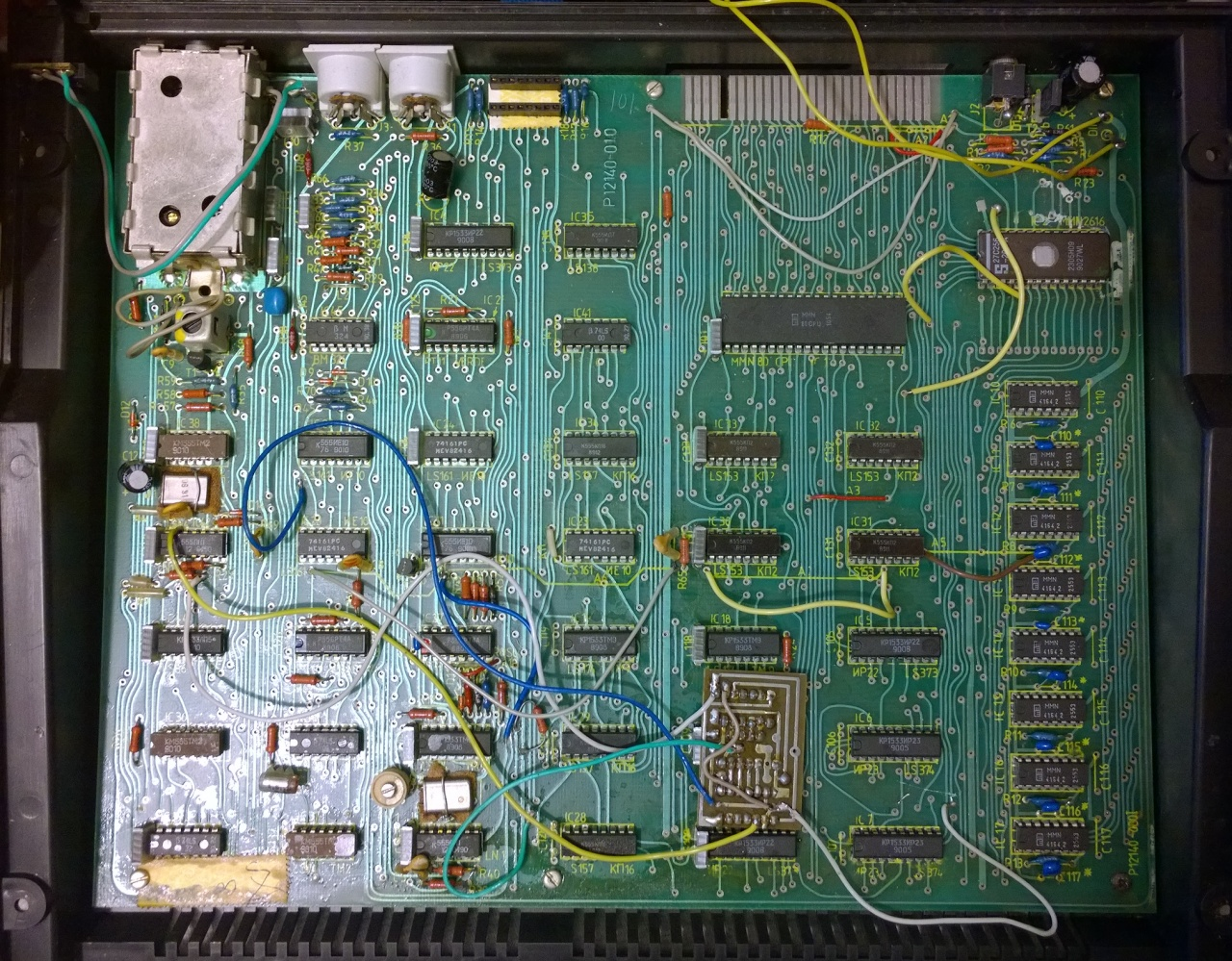 Electronica CIP-03 innards