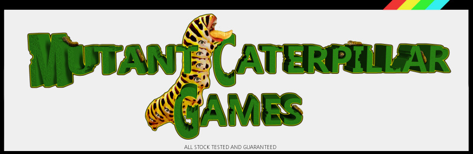 Mutant Caterpillar Games (Repair Partner)