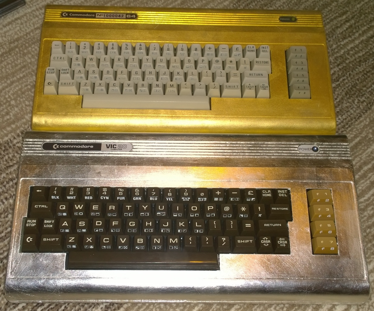 Silver VIC-20